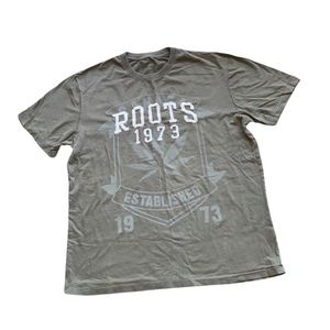 Roots 1973 100% Cotton Tee